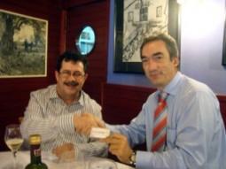 Miquel Jaume y Javier Lozano