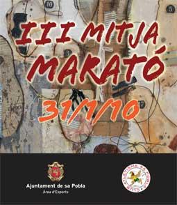 III Mitja Marató Sa Pobla 2010