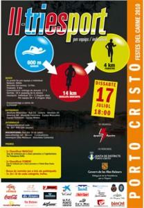 II Triesport Porto Cristo 2010