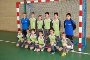 Seleccion Alevin futbol sala