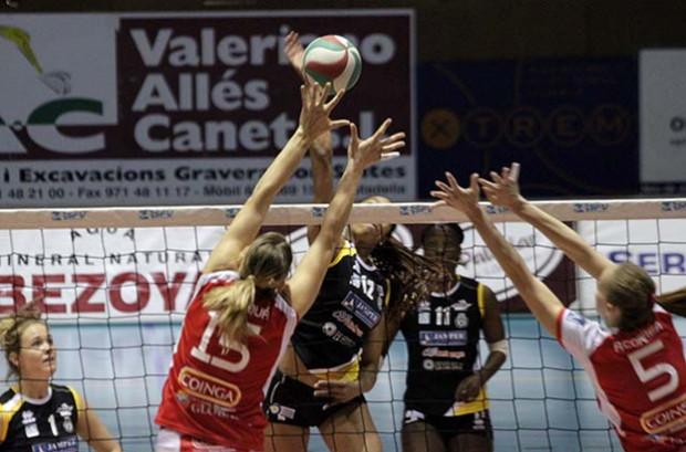 El Valeriano Allès Menorca entra en la fase decisiva del campionat