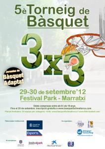 Basquet 3x3 Mallorca