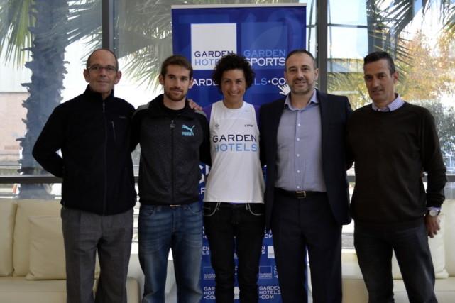 Vicenç Capo, Guillem Moreno, Marga Fullana, Gabriel Llobera, Fermin Orrantia