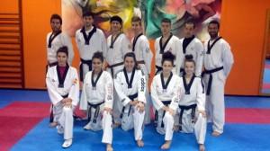 Selección Balear Taekwondo