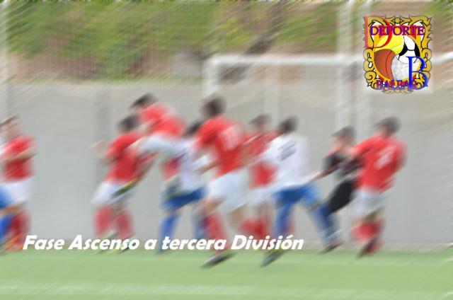 Fase Ascenso a Tercera División ; Resultados primera vuelta y