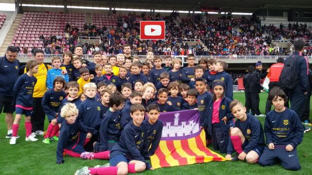 FCB Escola Illes Balears ha participado en el IV Torneo Internacional