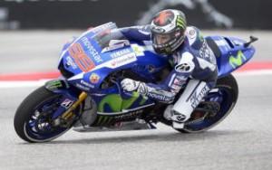 Jorge Lorenzo pilota su Yamaha
