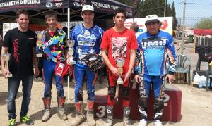 4 pilotos del Club Fora Vila Muro en el podium en Muro