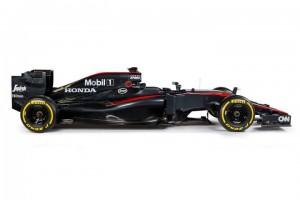 El McLaren de Fernando Alonso cambia de color