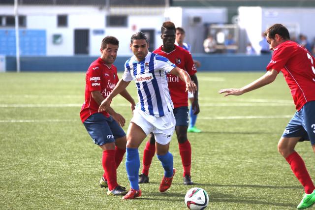 Olot-Atlético Baleares: reengancharse a los puestos de playoff