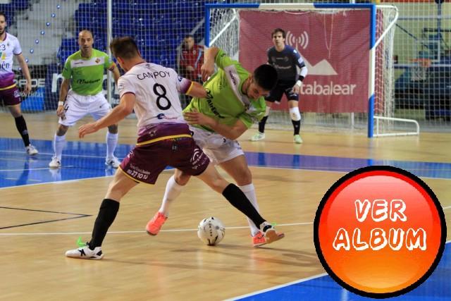 Palma Futsal y el Jaén paraíso Interior