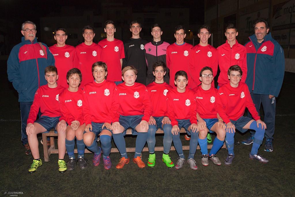 Equip Cadet Mecup 2015