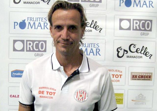 Paco Lopez, ex-entrenador del porteros r