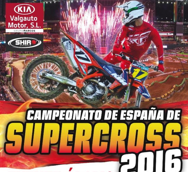 SUPERCROSS 2016. Cartel
