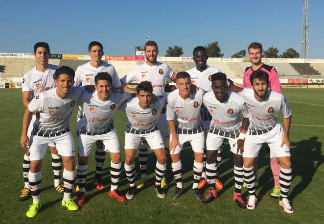 El RCD.Mallorca Empata en Sa Poble partido amistoso