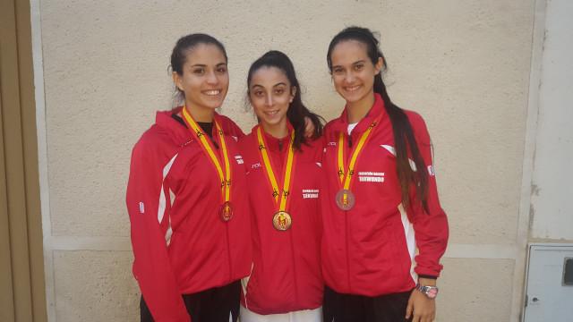 Marta Vera Serra, Cristina Frias y Neus Martorell
