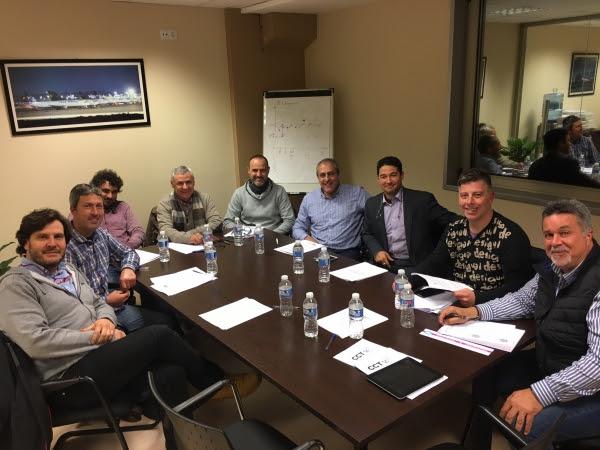 Comisión de clubes de tercera division nacional