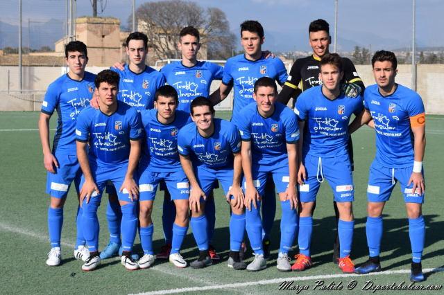 'Ferriolense Cornella División de honor.
