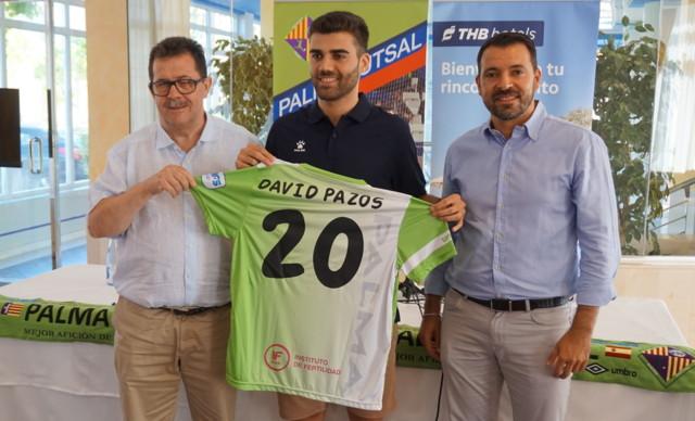 Miquel Jaume, José Tirado y David Pazos