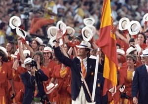 Regatistas españoles de Barcelona92