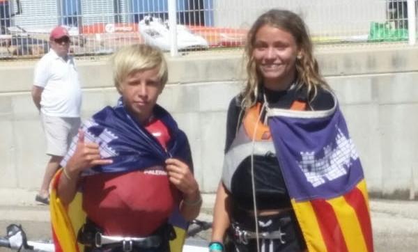 Xicu Ferrer y Andrea Torres