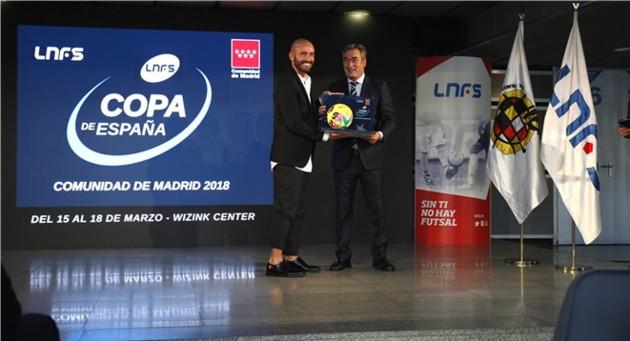 Copa de España Comunidad de Madrid 2018