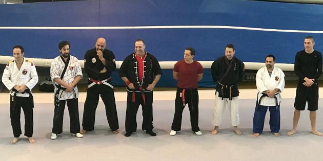 Maestros e instructores