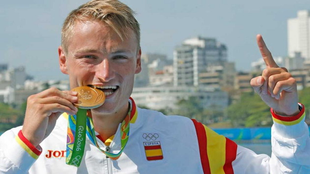 Marcus Cooper , Premio Rey Juan Carlos