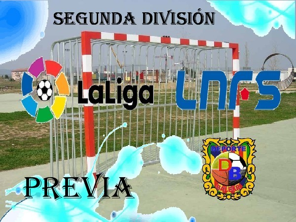 PREVIA SEGUNDA-DIVISION