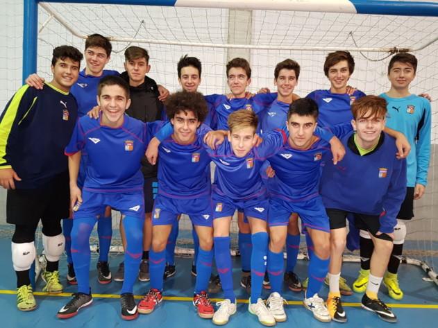 Selección Balear Cadete fut sal