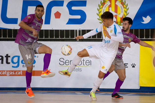Catgas Energía - Palma Futsal