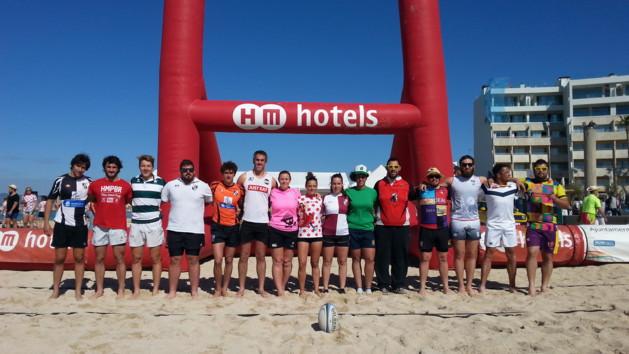 HM Mallorca Volley Beach.