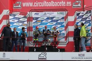 Podio Moto4 Albacete 2018_Foto DmasR