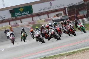 Salida PreMoto3 Albacete 2018_Foto DmasR