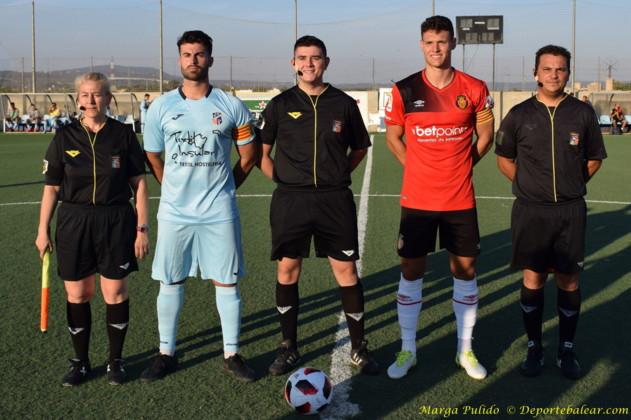 Ferriolense vs Mallorca B