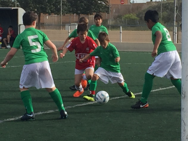 CF Liceo vs CF Son Cladera