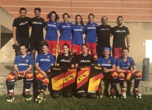Selección Española femenina RFEP