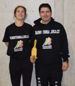Rafael y Sabina Perez de Albeniz