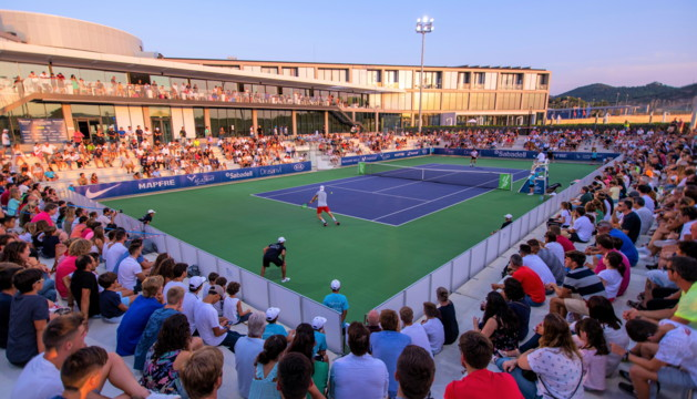 Pista Central Rafa Nadal Academy by Movistar redu