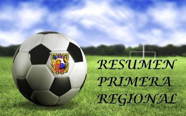 Resumen primera regional
