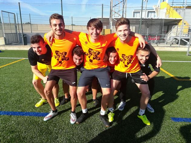 Rugby En Ciclos Formativos De Grado Superior Tafad En