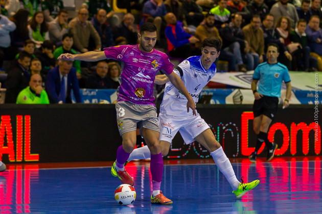 BeSoccer CD UMA Antequera - Palma Futsal