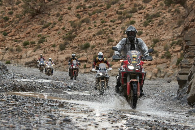 Copa de Mototurismo Adventure