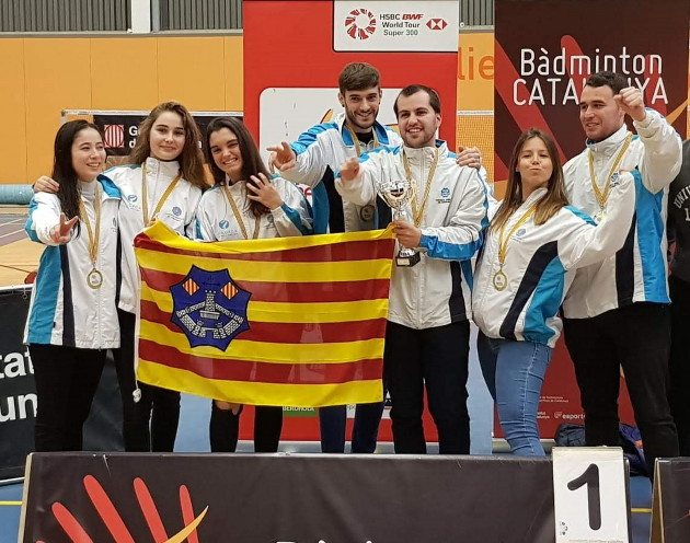 Campeones Liga   Catalana 2018  2019