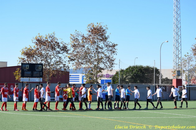 Son Cladera- Peña Deportiva