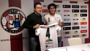 César Villafañe y Junior Román Tombini