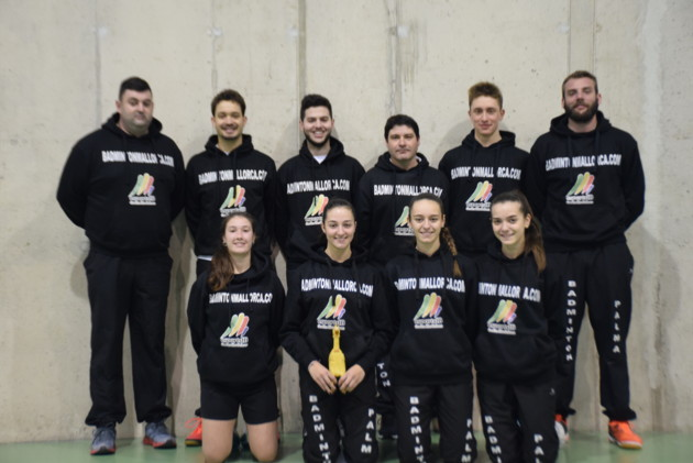 Club Badminton Palma