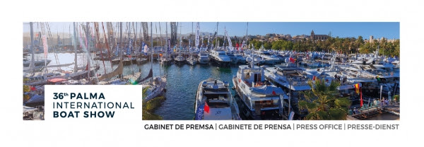 36 Palma Internacional Boat Show