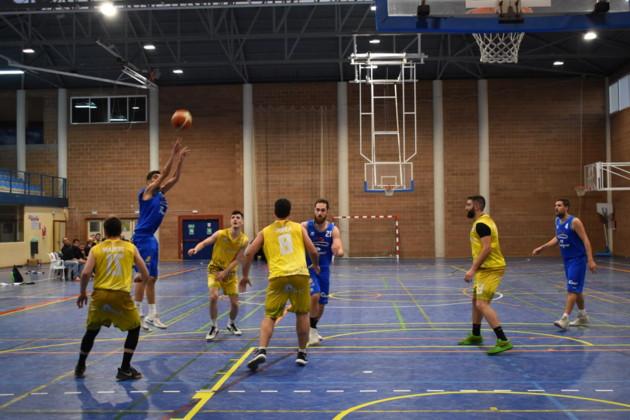 Flanigan Calvià vs Tenea CB Esparraguera