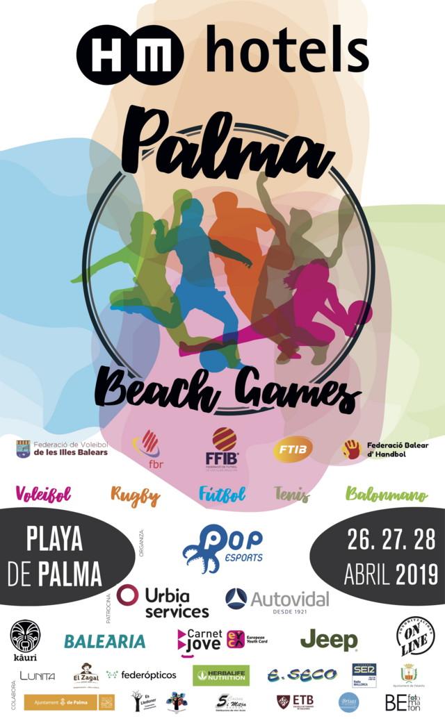 01 HM HOTELS PALMA BEACH GAMES